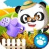 Dr. Panda garden play games children